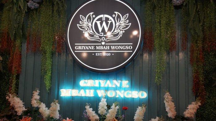 Griyane Mbah Wongso