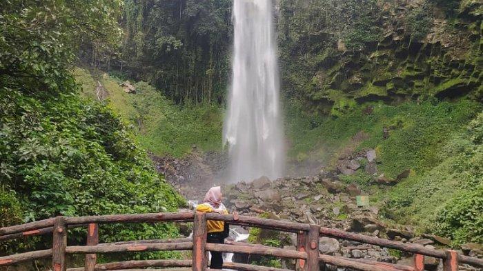Grojogan Sewu Dibuka Kembali, Kuota Kunjungan Air Terjun di Tawangmangu Ini Dibatasi