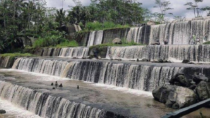 Grojogan Watu Purbo, Surga Tersembunyi di Sleman dengan Pemandangan Indahnya Air Terjun Berundak