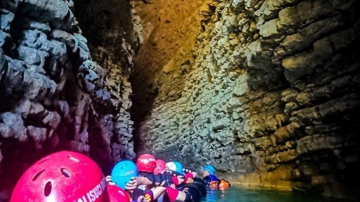 Deretan Gua di Gunungkidul yang Eksotis dan Menantang untuk Dikunjungi