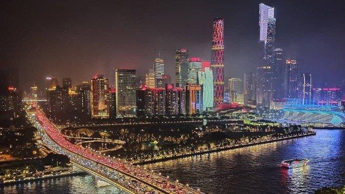 Tiket Murah ke China untuk Liburan Tahun Baru Imlek 2020 di Guangzhou, Tarif Mulai Rp 1,2 Juta