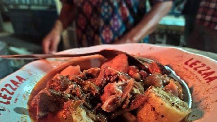 Mencicipi Gulai Serundeng Khas Pekalongan, Hidangan dari Daging Kambing yang Mulai Sulit Ditemukan