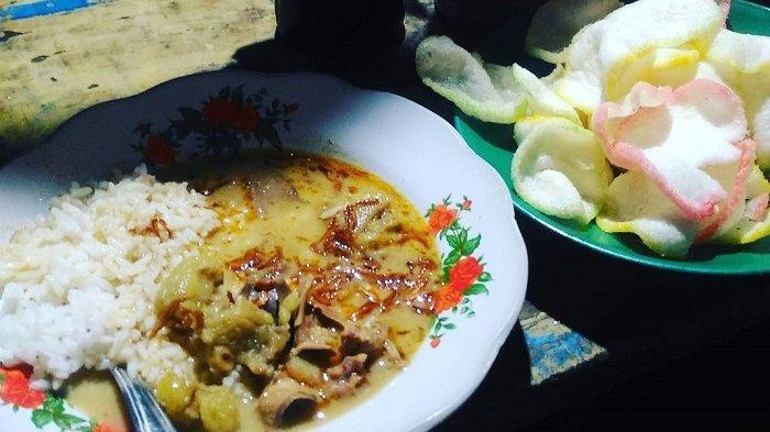 Nikmatnya Gultik, Sajian Gulai Paling Populer di Kawasan Blok M Jakarta