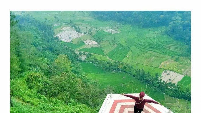 Gumuk Reco Sepakung, Destinasi Wisata di Semarang dengan Wahana Ekstrem yang Menantang Adrenalin