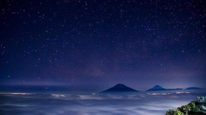 Panduan Transportasi Menuju Gunung Andong, Salah Satu Tempat Terbaik untuk Memotret Bima Sakti