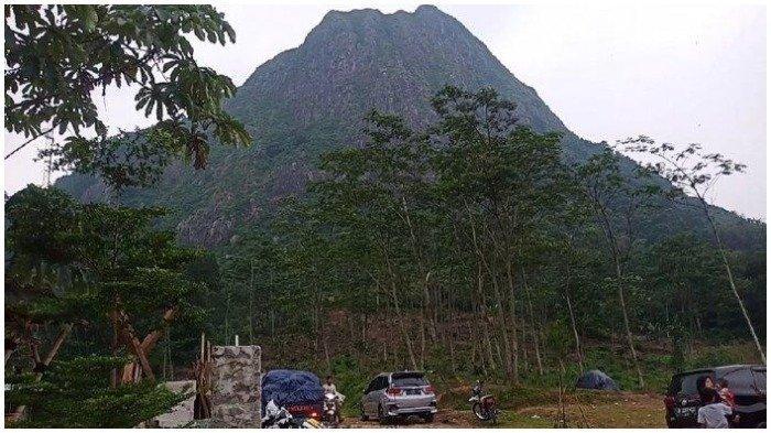 Gunung Batu Jonggol, Bogor, Jawa Barat