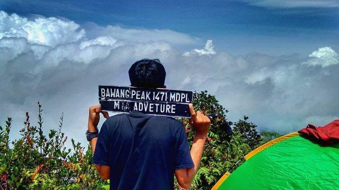 Mitos dan Asal-usul Gunung Bawang, Objek Wisata di Bengkawang yang Populer di Kalangan Pendaki