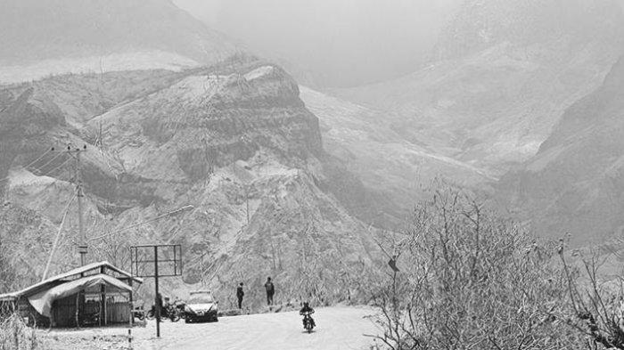 Gunung Kelud - 3 Tahun Berlalu, Ini Wajah Baru Gunung Setinggi 1.731 mdpl Setelah Erupsi Dahsyat