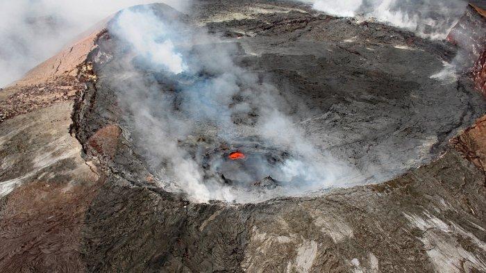 Gunung Kilauea di Hawaii