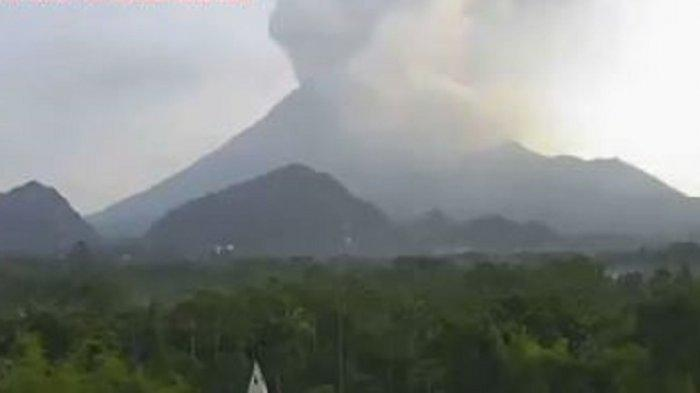 Selain Gunung Merapi, Ini Deretan Video Detik-detik Erupsi Gunung Berapi yang Viral di Medsos