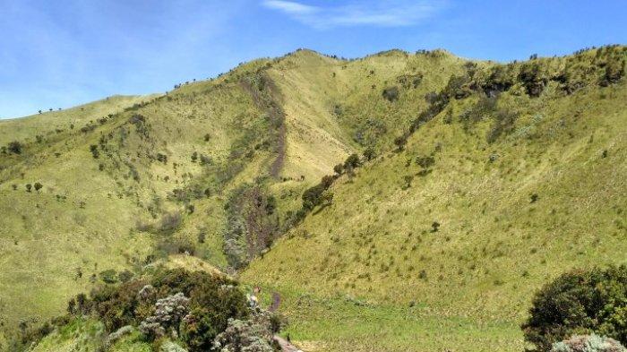 Mulai Hari Ini, Pendakian Gunung Merbabu via Selo Berlakukan Sistem Booking Online
