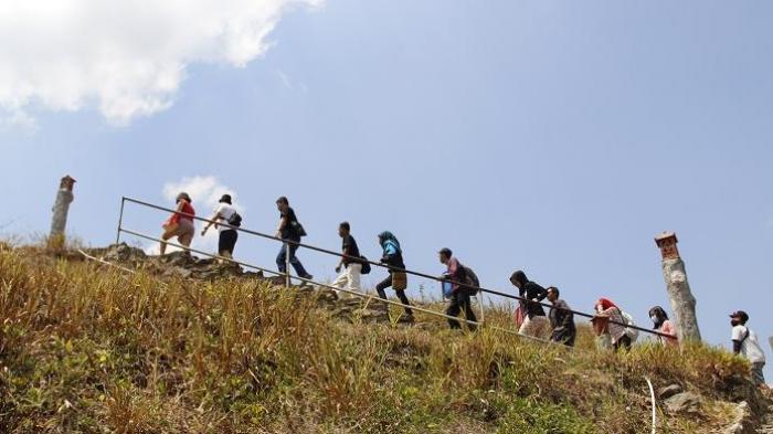 Gunung Nglanggeran, Gunung Kidul