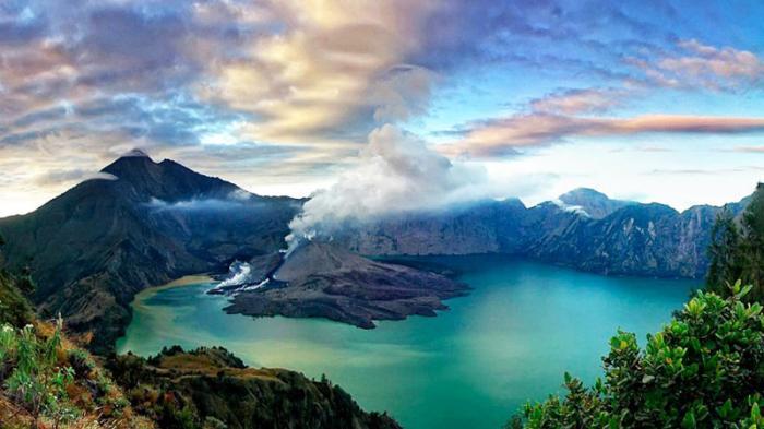 Mengenal 4 Warisan Geologis yang Ada di Kawasan Geopark Rinjani Lombok