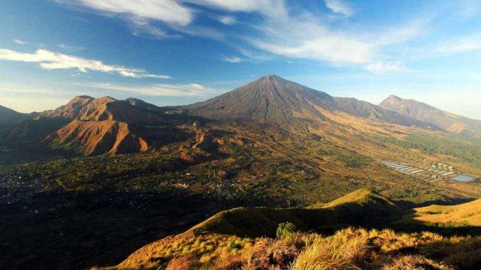 Kabar Gembira Bagi Pendaki Gunung Rinjani, Jalur Pendakian Aiq Berik Resmi Dibuka Hari Ini