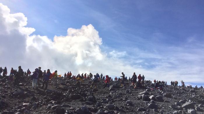 Menuju Basecamp Gunung Semeru di Desa Ranu Pane dari Bandara Malang ala Backpacker
