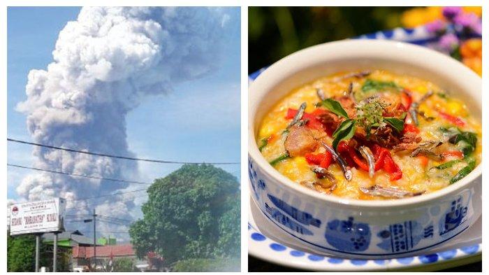 Tak Perlu Khawatir Erupsi Gunung Soputan, 6 Hidangan Khas Manado Ini Tetap Bisa Kamu Santap
