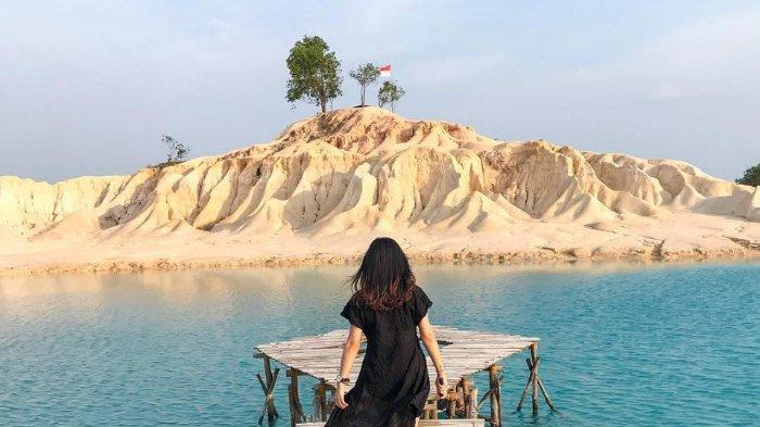 Gurun Pasir Busung, salah satu destinasi cantik di Pulau Bintan