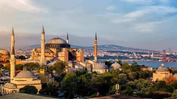 Harga Tiket Masuk Hagia Sophia, Tempat Wisata di Turki yang Banyak Dikunjungi Turis Asing