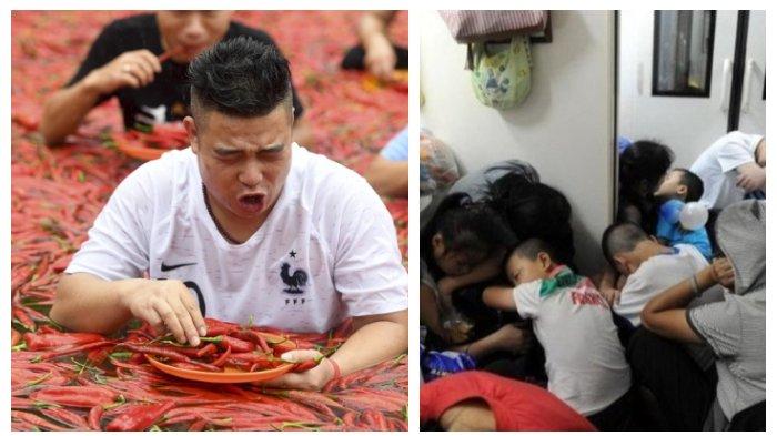 10 Hal Paling Tak Biasa yang Hanya Bisa Terjadi di China, Lihat Reaksinya Saat Bertemu Turis