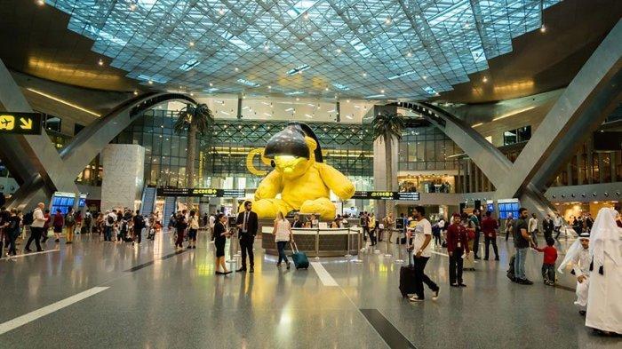 Penumpang Wanita Diminta Buka Baju di Bandara Doha, Qatar Minta Maaf dan Janji Lakukan Penyelidikan