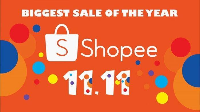 Harbolnas 11.11: Belum Sehari, Lebih 10 Juta Produk Terjual di Shopee