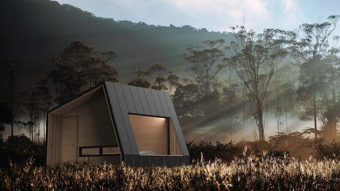 Harga Terbaru Menginap di Bobocabin Ranca Upas, Akomodasi Instagramble yang Desainnya Futuristik