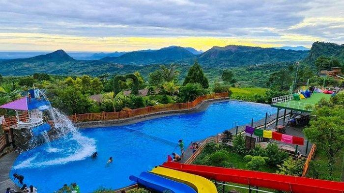 Harga menginap di Tenda Gunung Batu Villa Khayangan Bogor Terbaru 2021