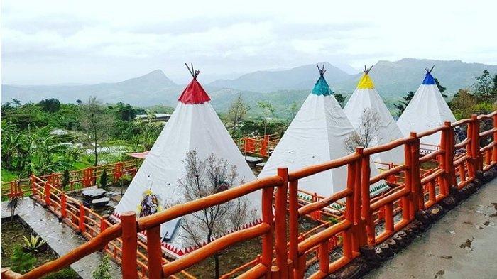 Harga Menginap di Tenda Indian Villa Khayangan Bogor Terbaru 2021 Lengkap dengan Fasilitasnya