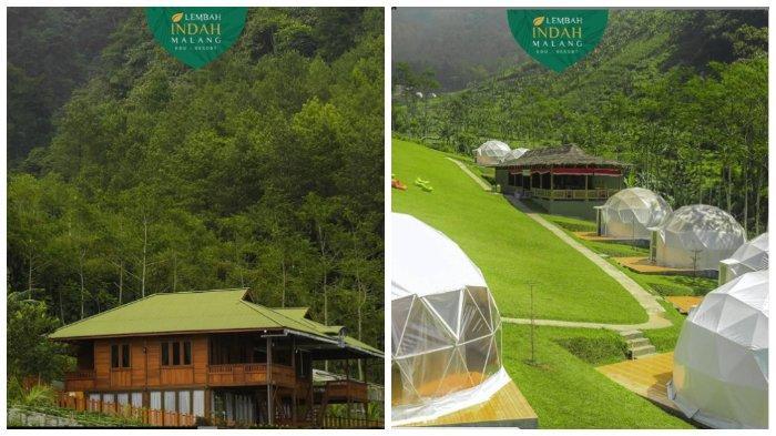 Harga Terbaru Menginap di Villa, Glamping dan Fun Camp Lembah Indah Malang 2021