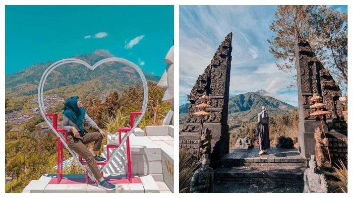 Harga Tiket Masuk Bukit Sanjaya Selo Boyolali Terbaru 2021 dan Spot Foto Menarik di Dalamnya