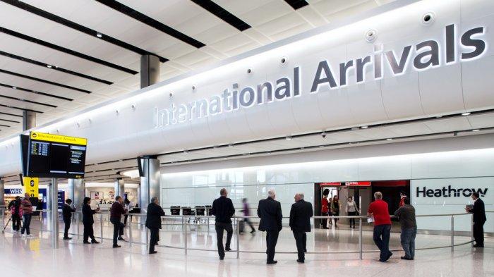 Bandara Heathrow London Luncurkan Teknologi Tes Swab Baru, Hasilnya Bisa Diketahui Kurang dari 1 Jam