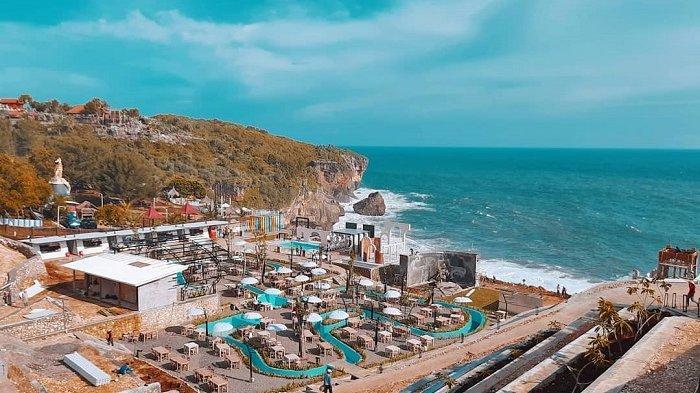 Heha Ocean View, Tempat Wisata Instagramable Baru dengan Pemandangan Laut yang Indah