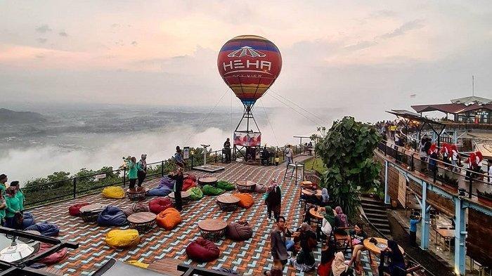 HeHa Sky View Hadirkan Paket Makan Malam Romantis Spesial Hari Valentine 2021