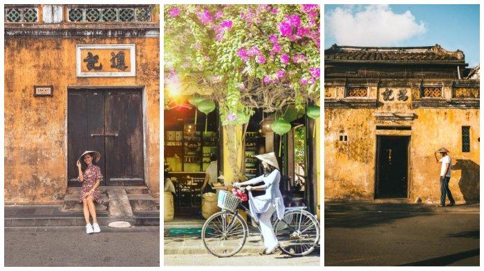 Menikmati Suasana Vietnam Tempo Dulu di Hoi An, Kota Tua Bersejarah Penuh Bangunan Bergaya Vintage