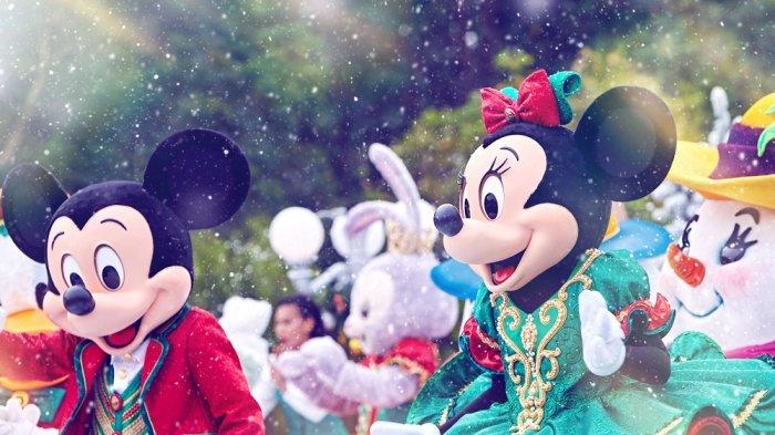 bersiap untuk dua pesta besar musim dingin di hong kong disneyland rh travel tribunnews com