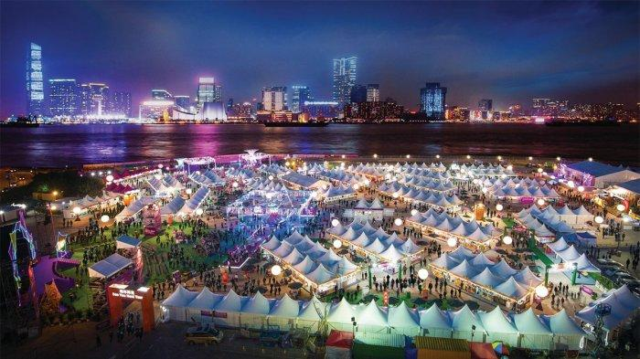 Hong Kong Wine & Dine Festival.