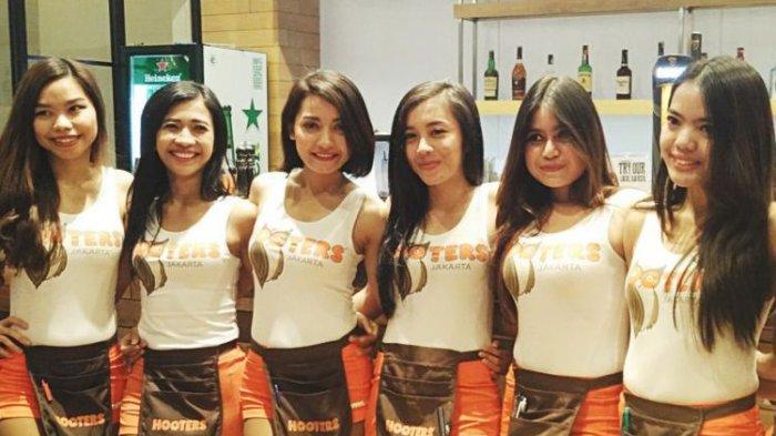 Duh, Gara-gara Ini Lho di Restoran Hooters Jakarta Banyak Didominasi Pengunjung Pria