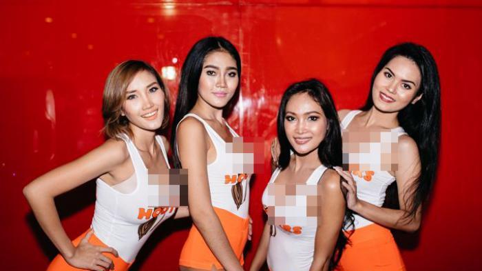Tak Hanya Hooters, Ini 5 Restoran Dengan Pelayan Seksi, Nomor 4 Bikin Gerah