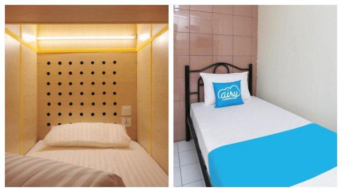 Rekomendasi 7 Hotel Murah dekat Stasiun Gambir Jakarta, Tarif Per Malam di Bawah Rp 160 Ribu