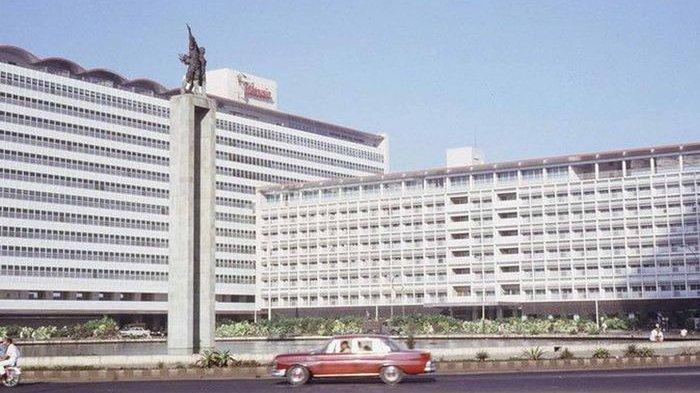 4 Bangunan yang Jadi Ikon Jakarta Ini Ternyata Dibangun untuk Asian Games 1962, Ada Hotel Indonesia