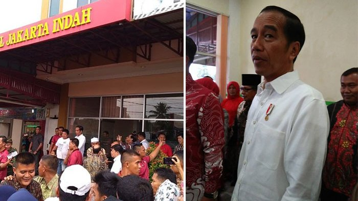 Tarifnya Mulai 200 Ribu Ini 5 Fakta Hotel Jakarta Indah Yang Digunakan Jokowi Menginap Tribun Travel