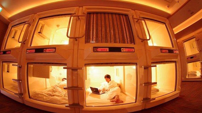Ini Daftar Hotel Kapsul Murah Di Indonesia, Ada di Jogja Hingga Mojokerto