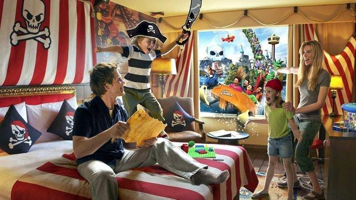 Hotel Bertema Mainan dan Ramah Anak Ini Cocok untuk Liburan Bersama Keluarga