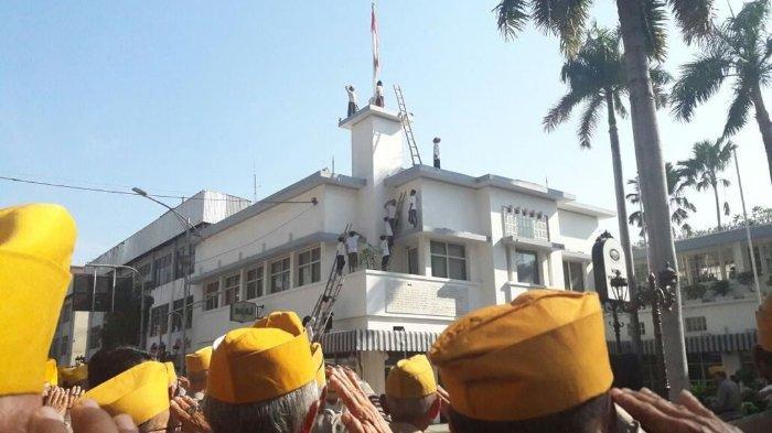 Kisah di Balik Hotel Majapahit Surabaya, Tempat Ikonik Saksi Kemarahan 'Arek-arek Suroboyo'
