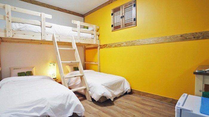 3 Hotel Murah di Korea Selatan Harga Mulai Rp 120 Ribu, Lokasi Dekat Kota, Pas Buat Backpacker