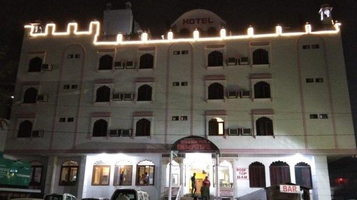 Hotel Roma Palace Jaipur