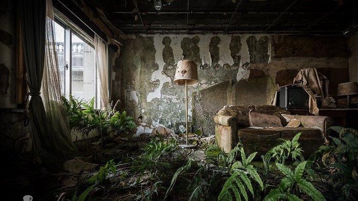 8 Potret Terbengkalainya Hotel Hachijo Royal yang Terletak di Pulau Terpencil Jepang