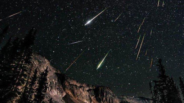 Hujan Meteor Pertama Tahun Ini Diperkirakan Terjadi Besok, Ini Cara Melihatnya