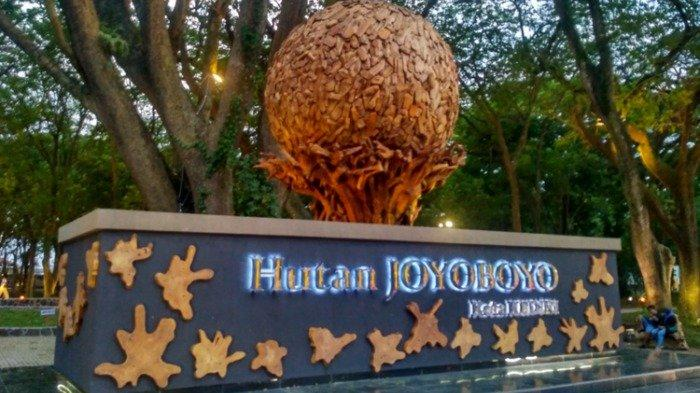 6 Tempat Wisata Instagramable di Kediri, Jelajah Hutan Kota Joyoboyo