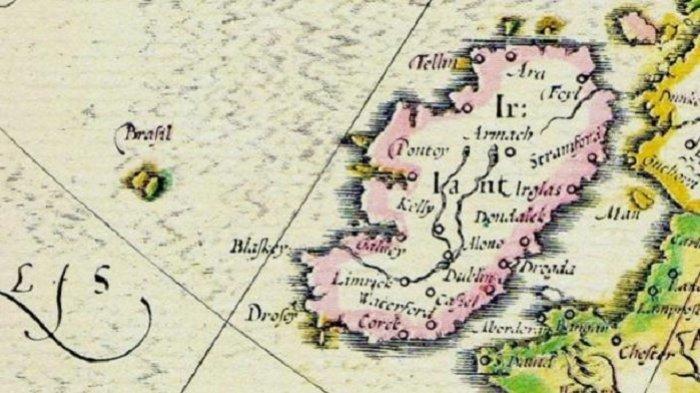 Fakta Unik Hy-Brasil, Pulau Berkabut yang Muncul di Peta Sejak Tahun 1325